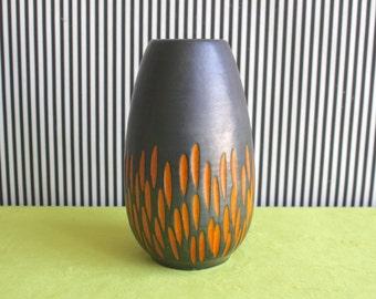 Mid Century Modern West German Eckhardt & Engler Vase