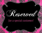 AUTUMN SALE Reserved for Yumyum694 Six total items at 4 pounds 3 ounces