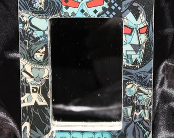 Doctor Victor Von Doom Fantastic Four Marvel Mirror Super Hero Comic Book Home Decor Villian