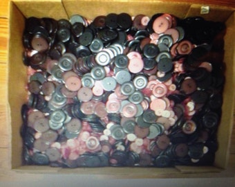 Large amount of buttons