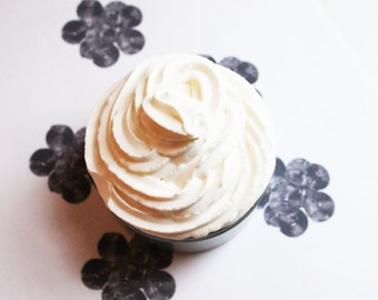 Licorice Whipped Soap - Scented Soap - Homemade Soap - Vegan Soap - Glycerin Soap - Cream Soap