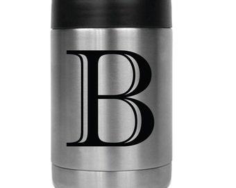 Personalized Beverage Holder- 31081 Imprint Monogram