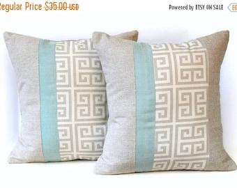 SALE Set of  2 Decorative Pillow Covers