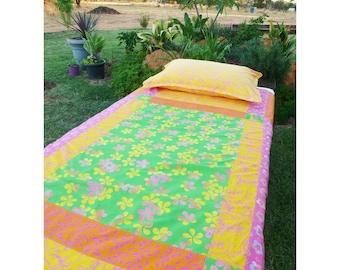 Duvet Cover, Floral Duvet Cover, Twin Duvet Cover, Girls Floral Duvet, Twin Duvet Girls, Floral Duvet Girls