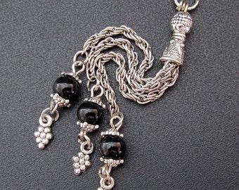 4Pieces Tibetan Style Alloy Metal Pendant Beads Finding 85mm*6mm  ja391