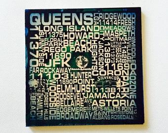 Boroughs of Queens