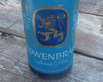 Lowenbrau Beer Can Bank