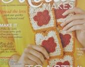 Mollie Makes, Creative Arts Magazine, Back Issue Eighteen, New Unread Magazine