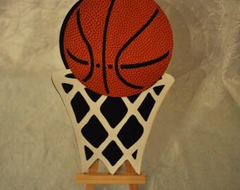 Basketball Invitation-Basketball Party Invitation