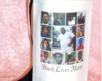 Black Lives Matter, BLM, Water Caddy, support the cause