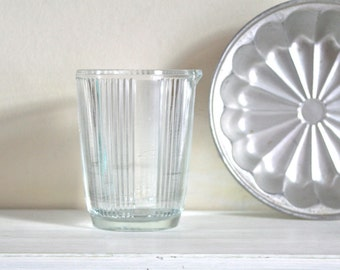 CLOSING DOWN SALE - 50% Off Vintage Glass Measuring Cup