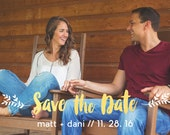 wedding save the date, Save the date postcards, Save the date cards, Save the date magnets, Save the date invitations, Save the dates