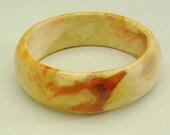 Wooden Bangle Bracelet Size #8