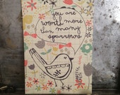Thinking of You, Sympathy/Get Well Greeting Card