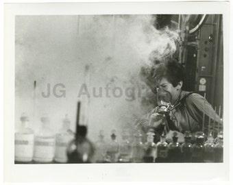 Scott Ska-pak Emergency Escape Unit - Vintage 8x10 Photograph