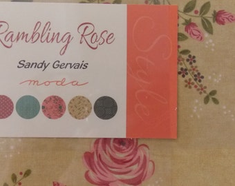 Rambling Rose Layer Cake
