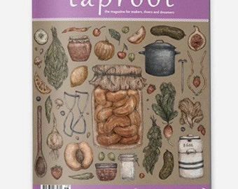 Taproot  Magazine, Issue 18,