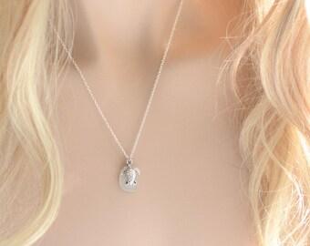 Sea Turtle Sea Glass Necklace Sea Turtle Necklace Sea Glass Pendant Sea Glass Jewelry Beach Glass Necklace Beach Jewelry Sea Turtle Jewelry