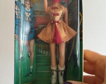 Kip Majorette NRFB, Dawn Doll Majorette Series, Mint and Unused, 1970