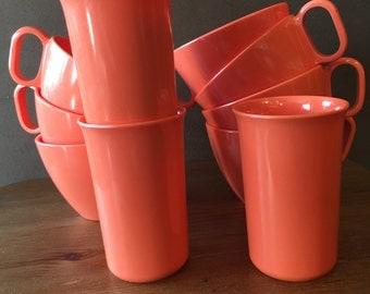 Genuine Melmac Melamine cups
