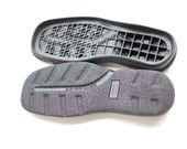 Mens rubber soles for your own projects extra large sizes - Black rubber soles for shoes, snow boots
