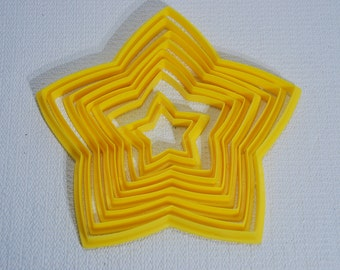 Star0050 Stars Cookie Cutters by Wilton