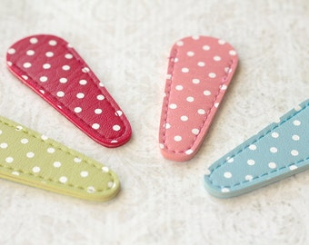 Polka Dot Scissor Sheath Case Protector : 5 Colors 2 Sizes Available Inazuma Japan ciseaux de broderie cross stitch Easter Mother's Day