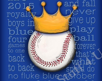 Kansas City Royals crowned baseball with catchy slogans