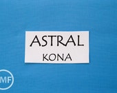 One Yard Astral Kona Cotton Solid Fabric from Robert Kaufman, K001-484