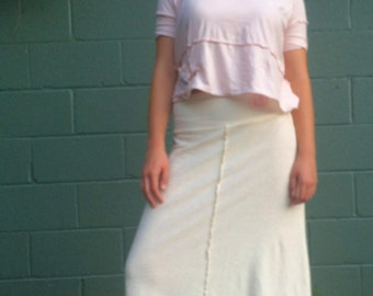 Surya Leela's Hemp Organic Cotton Dristi Skirt - Long