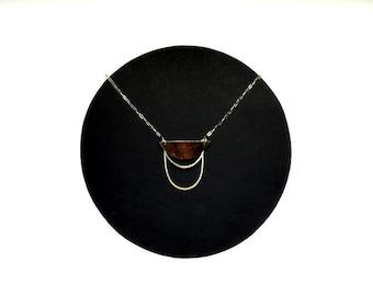 Power Crest Necklace