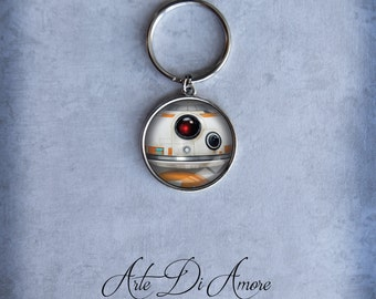 Droid Keychains