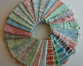 Summersville by Lucie Summers for Moda - 27 Fat Quarter Bundle of Complete Collection