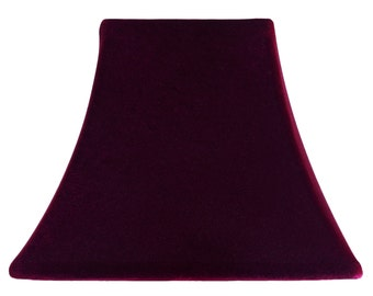 Wine Velvet - SLIP COVERS for lampshades