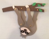 S is for SLOTH craft kit