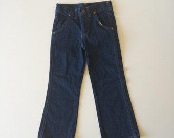 NWOT 1980's Wrangler Jeans (5t)