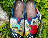 Price includes shoes. Teacher TOMS