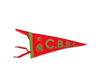 CBBC Felt Flag