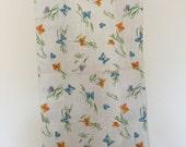 Vintage Vera Tea Towel Butterflies NOS