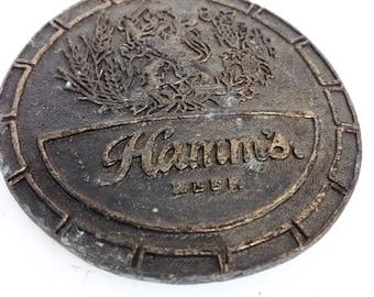 Hamms Beer Vintage Belt Buckle