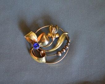 CARL ART brooch