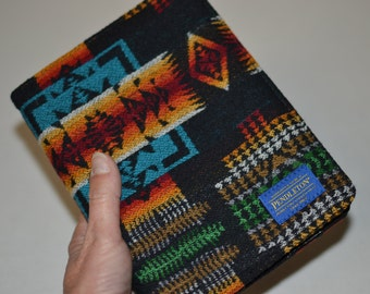 Pendleton® Wool Kindle Case - Chief Joseph wool kindle case - wool kindle sleeve - wool kindle cover - paperwhite and touch models