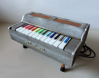 Italian Vintage Music Keyboard For Children