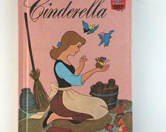 Walt Disney's Cinderella Children's Book