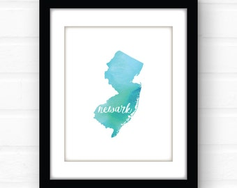 Newark New Jersey Etsy