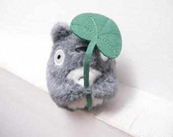 Cute totoro soft toy