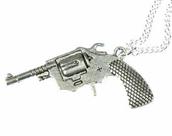 [BUNDLE] Revolver gun chain gun cowboy XL