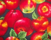 This is a custom listing for 1.25 yards of apples