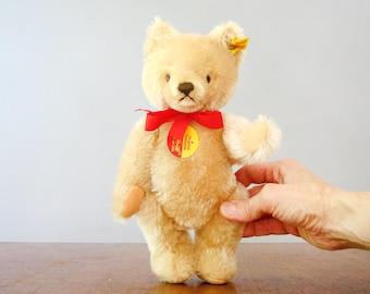 Vintage Steiff Original Teddy Bear West Germany