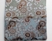 Belly Dance Zill Bag - Organized Silence - Eco-friendly - Upcycled Designer Fabric